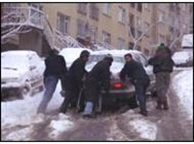 Otomobilinizi kışa hazırlayın